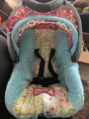 Baby Girl Car Seat for Sale in Riverside, CA