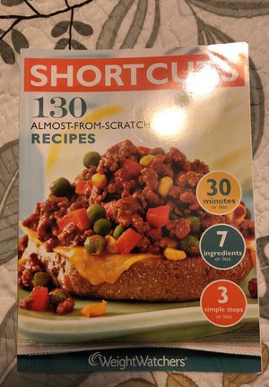 WeightWatchers Shortcuts Book for Sale in Dallas, TX