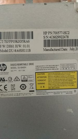 HP Laptop Parts - $25+ for Sale in Hollywood, FL