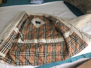 Burberry jacket (XL) for Sale in West Palm Beach, FL