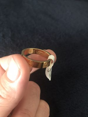 Gold plated ring size 10 for Sale in Fresno, CA