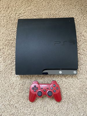 PlayStation 3 PS3 with controller for Sale in San Marcos, CA
