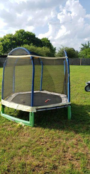 Kids trampoline for Sale in Deatsville, AL