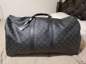 Mens Louis Vuitton Duffel Bag for Sale in Vancouver, WA