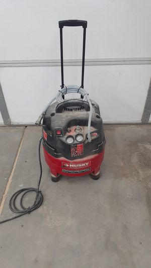 Husky 6 gallon compressor for Sale in Modesto, CA