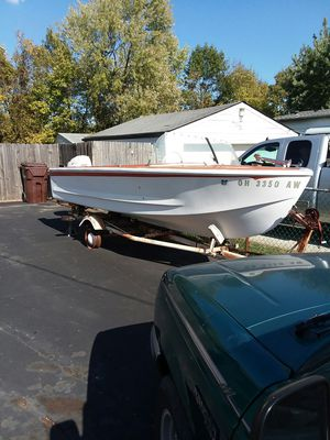 Boat & Trailer for Sale in Columbus, OH