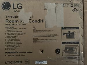 Lg room air conditioner 9800 btu for Sale in West Valley City, UT