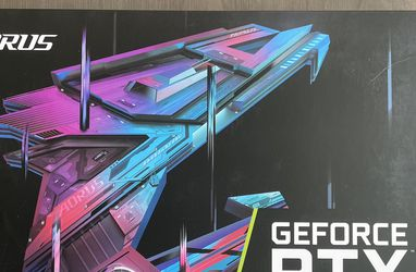 NVIDIA GeForce RTX 3070 Aorus Master 8 GB Graphics Card for Sale in Lake Forest,  CA