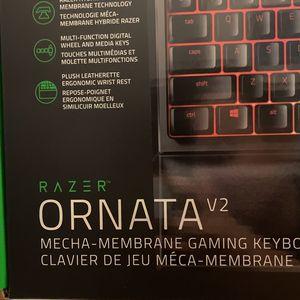 Razed Ornata V2 Mechanical Keyboard Unopened for Sale in Tukwila, WA