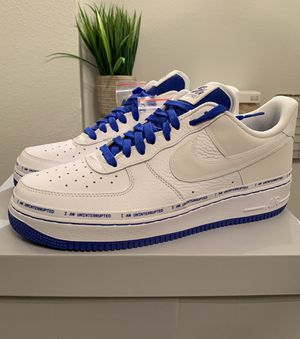 Nike Air Force 1 Low Uninterrupted More Than an Athlete w/ Jersey for Sale in Kissimmee, FL