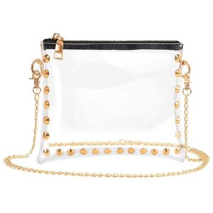 Clear Bag Crossbody Bag Clear Purse Clear Clutch for Sale in Las Vegas, NV