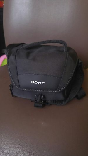 Size: Small Sony Camera Bag for Sale in El Mirage, AZ