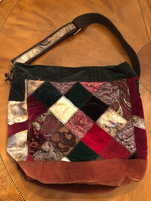 Lucky Brand Bohemian purse tote bag for Sale in Trinity, FL