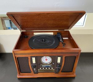 Record Player, CD, Tape, Radio combo for Sale in Carlsbad, CA