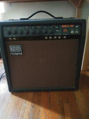 1979 Roland Bolt-60 Tube Amplifier for Sale in Keizer, OR
