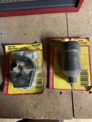 50 amp 230V cord ends for Sale in Myerstown, PA