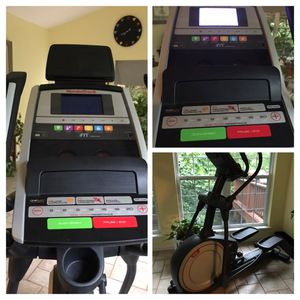 Barely Used NordicTrack Elliptical e7.0 for Sale in Fenton, MO