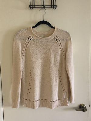 JCrew Blush Sweater- Size Small for Sale in Glendale, AZ