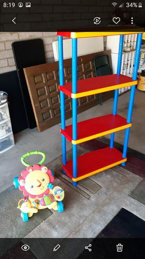 Kids toy shelf for Sale in Scottsdale, AZ