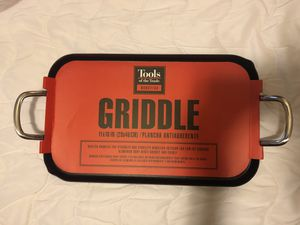 11x18 Non stick griddle pan for Sale in Zephyrhills, FL