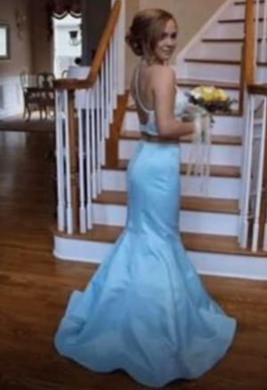 Two piece prom dress for Sale in Yardley, PA