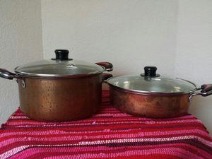 Copper pots for Sale in Houston, TX