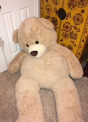 6ft Stuffed Bear for Sale in Mansfield, TX