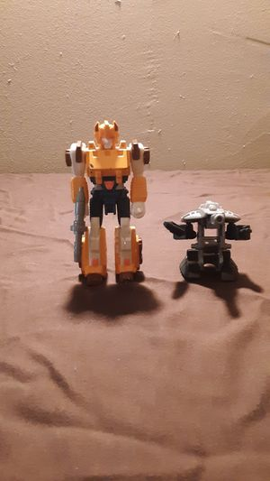 Transformers g1 action masters rollout /glitch for Sale in Newton, KS
