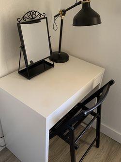 White Desk Set for Sale! for Sale in Torrance,  CA
