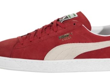 Puma Suede Red/white And Size 10.5 for Sale in Tucker,  GA