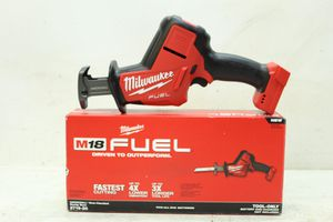 Milwaukee M18 FUEL 18-Volt Lithium-Ion Brushless Cordless HACKZALL Reciprocating Saw (Tool-Only) for Sale in Bakersfield, CA