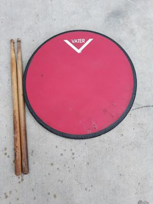Vater drum practice pad for Sale in Mechanicsburg, PA