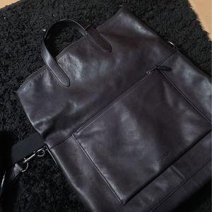 Coach Leather Messenger Bag for Sale in Glen Burnie, MD