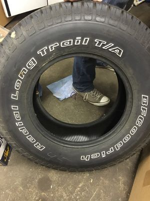 245/75 r16 tires for Sale in Charlestown, MA