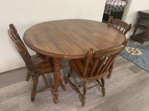 Dining Table and chairs for Sale in Seminole, FL