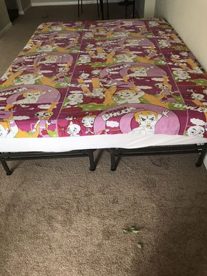 Queen size bed with frames for Sale in Rocky Hill, CT