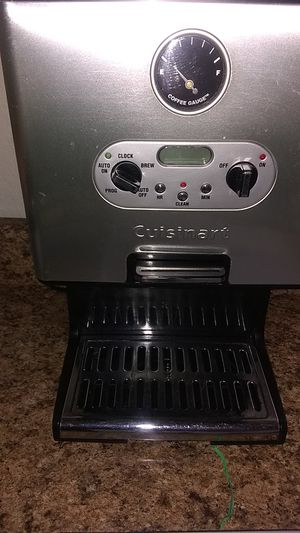 Cuisinart coffee maker for Sale in Las Vegas, NV