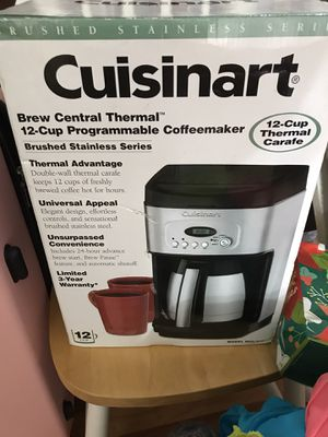 Cuisinart coffee maker for Sale in Ewa Beach, HI