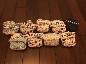 Thirsties Cloth diapers for Sale in Irving, TX