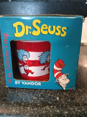 Dr seuss collectable mug for Sale in Arcadia, CA