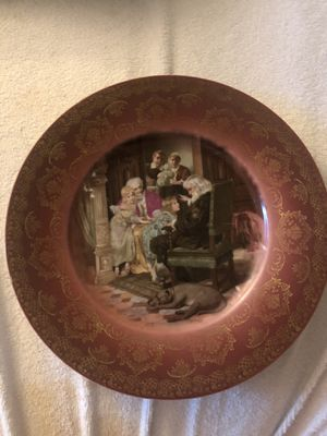 Antique 1900 Rosenthal China of Germany plate for Sale in Tacoma, WA