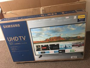 Samsung 4k UHD TV for Sale in San Diego, CA