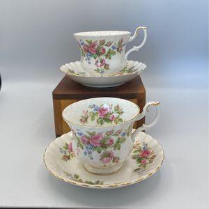 Royal Albert Floral Tea Set for Sale in Huntington Beach, CA