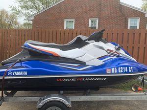 Yamaha 2019 waverunner delux for Sale in Gaithersburg, MD