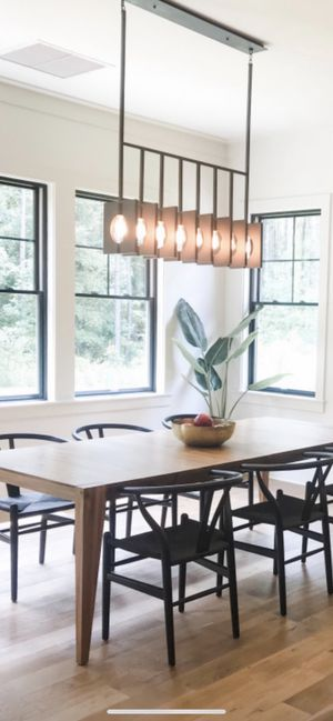 Brand New West Elm Anderson Dining Table for Sale in North Bend, WA