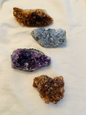 Crystals and Clusters (Prefer to sell together) for Sale in Sparks, NV