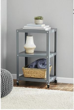 Multi Purpose Metal Cart For Home Garage Organization for Sale in Las Vegas, NV