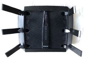 Netgear Tri-Band WIFI Router and Arris Modem for Sale in Punta Gorda, FL