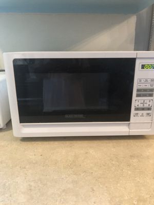 Black and Decker Microwave for Sale in Los Angeles, CA