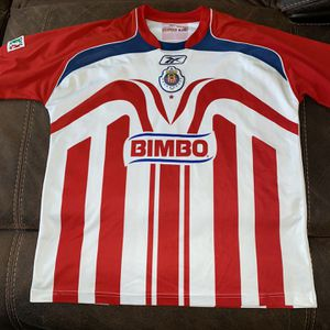 Chivas jersey with bofo name and number size xl for Sale in Perris, CA